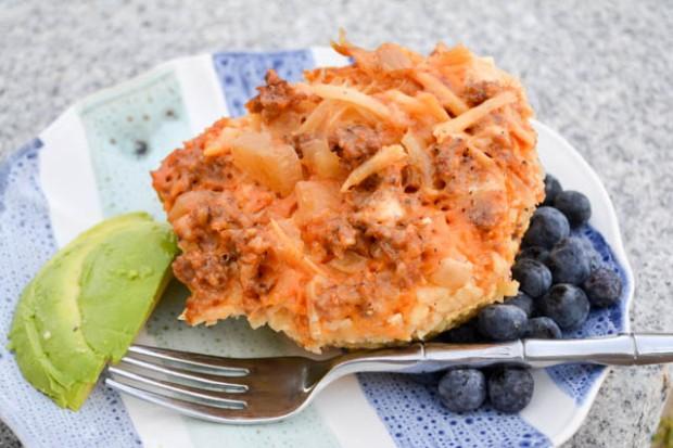 Slow Cooker Breakfast Casserole-1