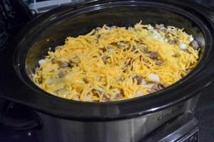 Slow Cooker Breakfast Casserole-12