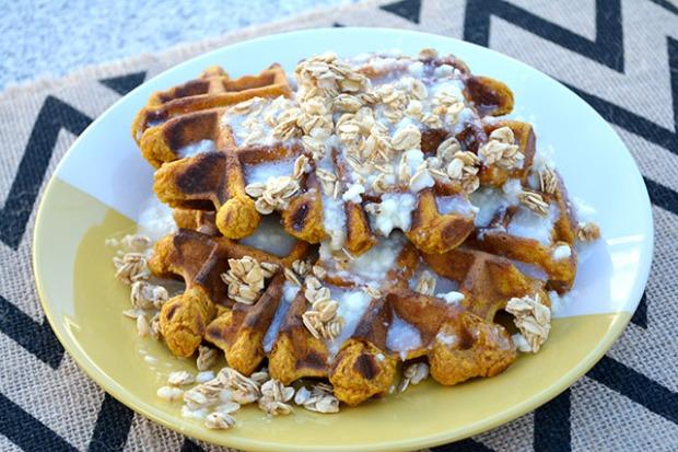 Browned Butter Pumpkin Waffles_04