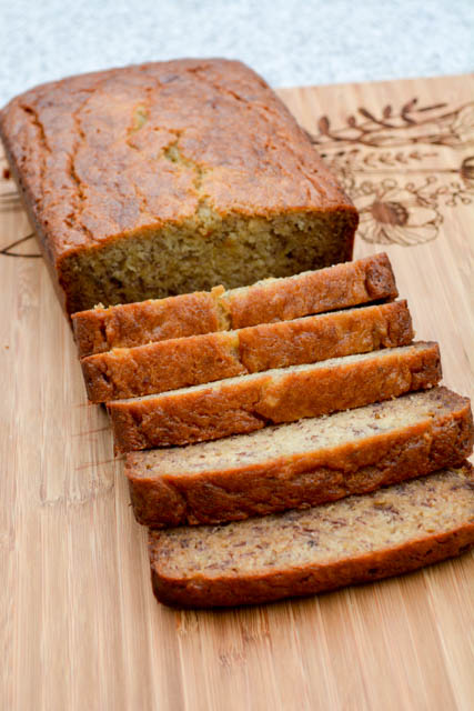 Buttermilk Banana Bread-2