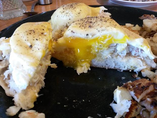 Crab Eggs Benedict_Millbrook Company_11