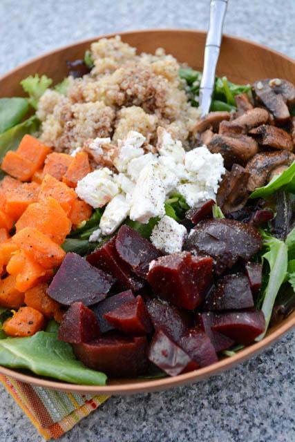 New England Harvest Salad