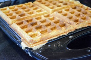 Oatmeal Waffle with Chai Infused Whipped Butter-10