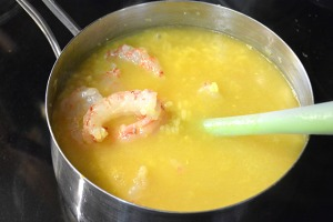 Shrimp and Curried Coconut Risotto_07