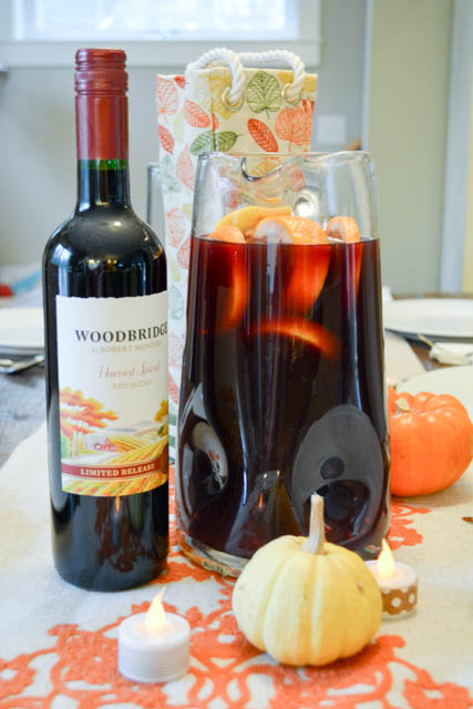 Harvest Spiced Wine Punch