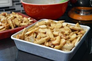 Oatmeal Cookie Apple Crisp_9
