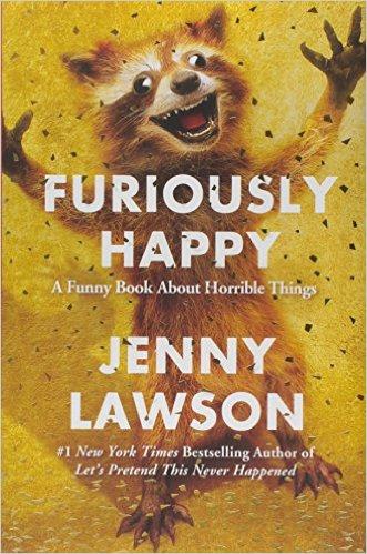 fursiously happy
