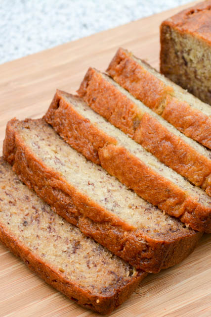 Buttermilk Banana Bread-4