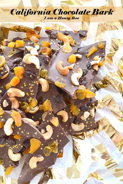 California Chocolate Bark