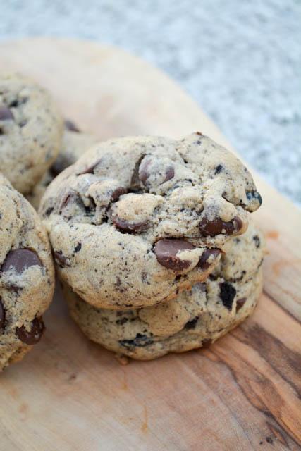 Oreo Pudding Chocolate Chip Cookies-2