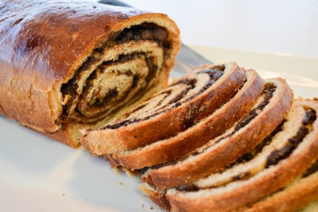Chocolate Walnut Bread-2