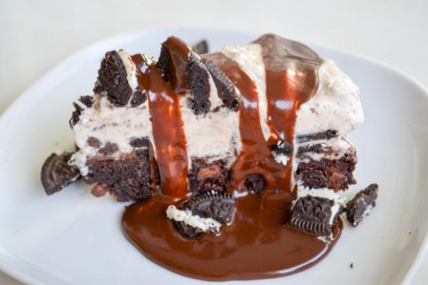 Cookies and Cream Ice Cream Cake_01