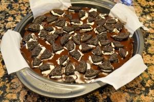 Cookies and Cream Ice Cream Cake_08