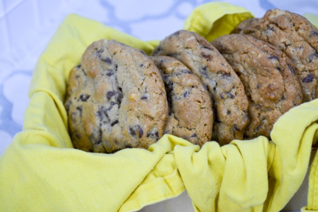 Double Tree Chocolate Chip Cookies-3