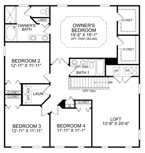 estero bay 2nd floor