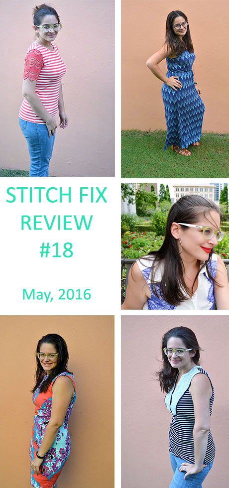 Stitch Fix Review- May 2016