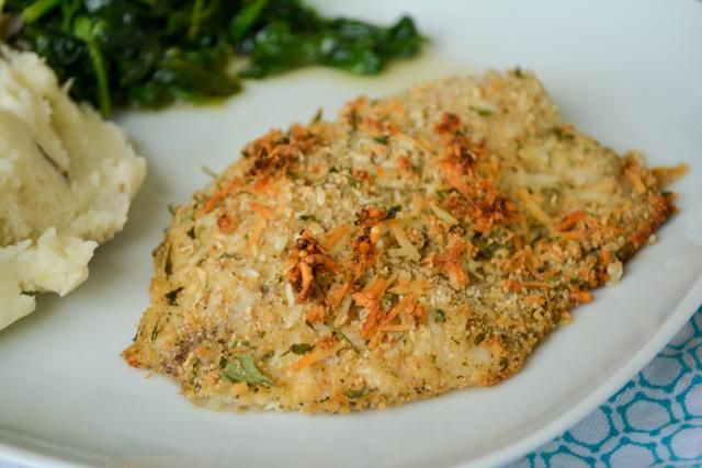 Parmesan Crusted Tilapia-02