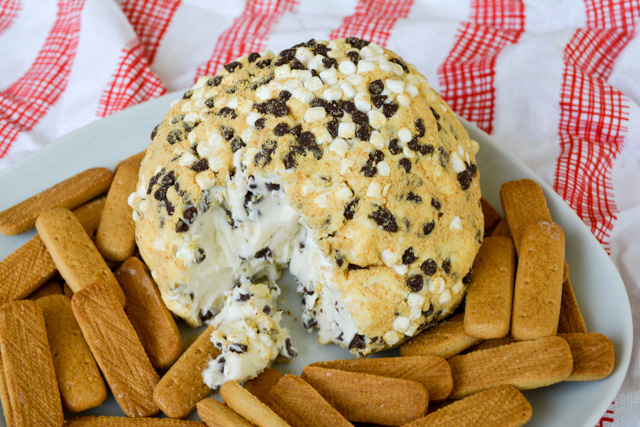 S'mores Cheese Ball-01