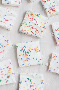 Sprinkles Marshmallows